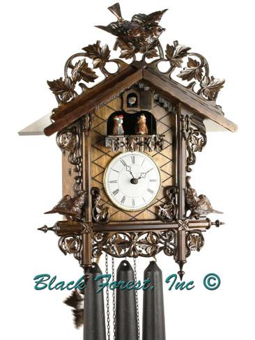86224-5TPA Hones 8 Day Station House Cuckoo Clock