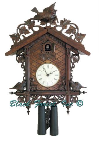 8224-5PA Hones 8 Day Station House Cuckoo Clock
