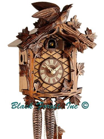 48-9 1 Bird 1 Day Anton Schneider Cuckoo Clock