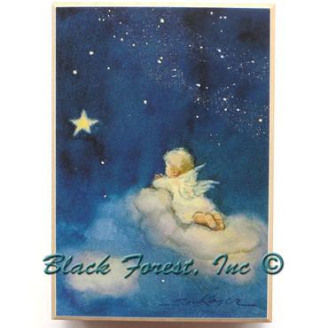 2014901 Angel on Cloud Swiss Music Box