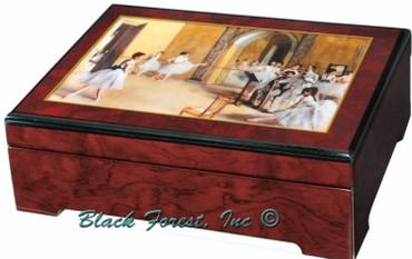 89002 Dancing Ballerina Music Box