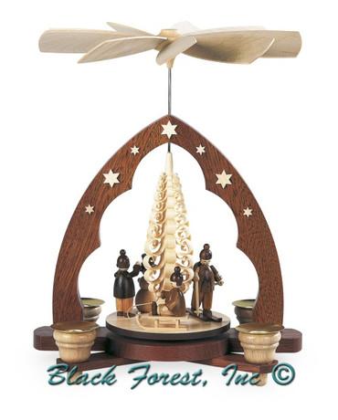 10216 Mueller Children Christmas Pyramid