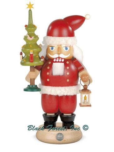 14230 Mueller Santa with Tree Nutcracker