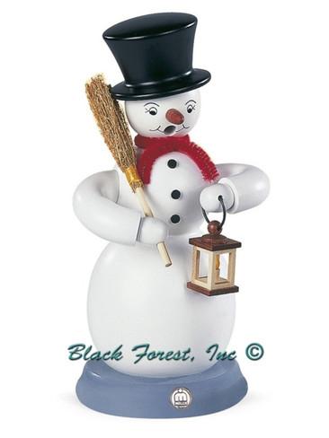16288 Snow Man Mueller Smoker