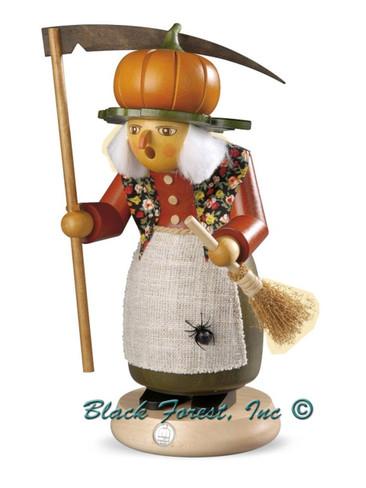 16647 Halloween Witch Mueller Smoker