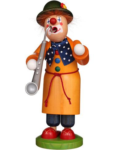 35-277 Ulbricht Incense Burner Clown Smoker