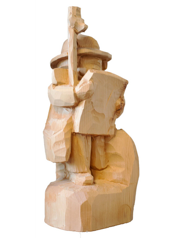2004 Let us Sing Anri Carving Event Figure