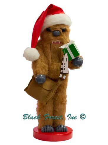 S6182SW Chewbacca Star Wars Steinbach Nutcracker from Germany