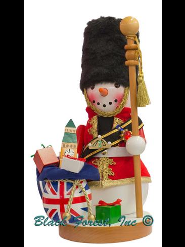 S1999 Great Britain Snowman Steinbach Nutcracker from Germany