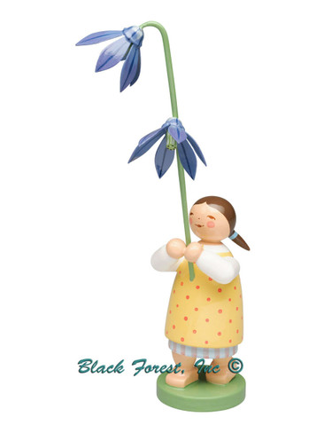 5248-24 Girl with Scilla from Wendt and Kuhn