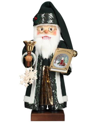 0-823 Christmas Gloss Santa Christian Ulbricht Nutcracker