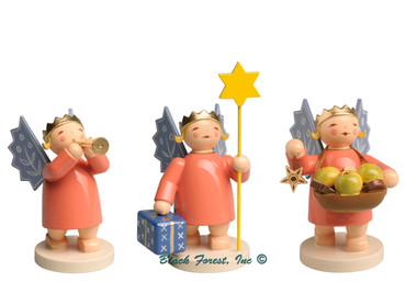 6235-1-5 Angels Wearing Crown from Wendt and Kuhn
