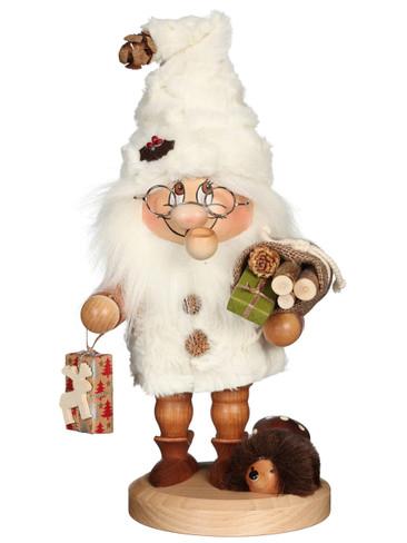 1-790 Ulbricht Incense Burner Dwarf Christmas Forest Smoker