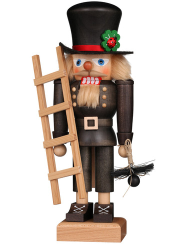 32-671 Chimney Sweep Nutcracker from Christian Ulbricht