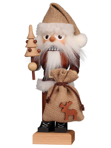 32-691 Natural Santa Nutcracker from Christian Ulbricht