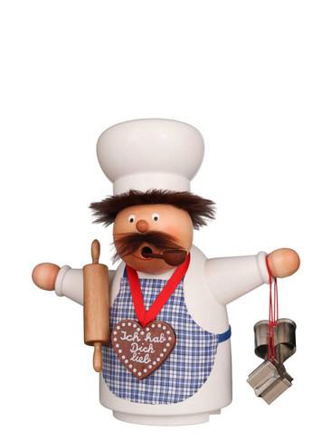 35-834 Baker Incense Burner Christian Ulbricht Smoker