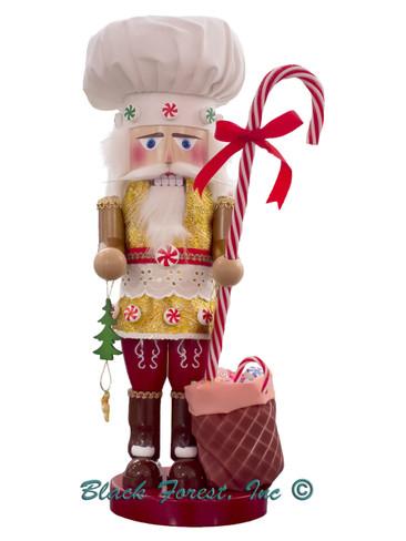 S3003 Ginger Bread Chef Santa Steinbach Nutcracker from Germany