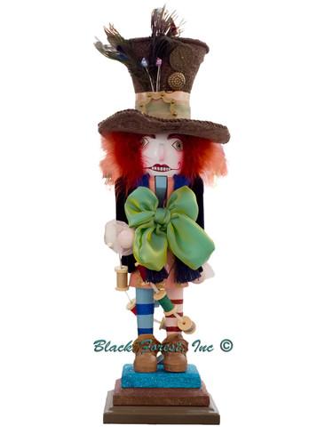HA0381 Happy Hatter Alice in Wonderland Hollywood Nutcracker