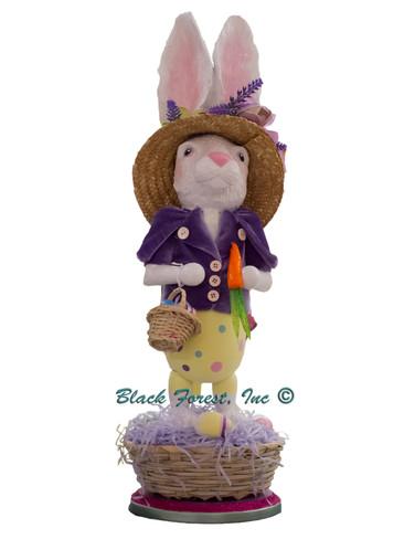 HA0471 Easter Bunny Hollywood Nutcracker