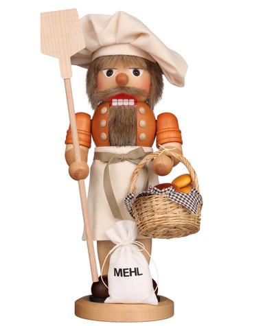 0-776 Ulbricht Natural Baker Nutcracker