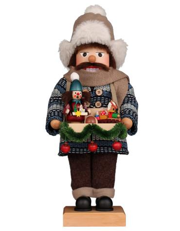 0-844 Ulbricht Toy Seller Nutcracker
