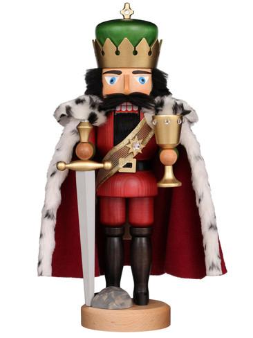 32-565 Ulbricht King Arthur Nutcracker