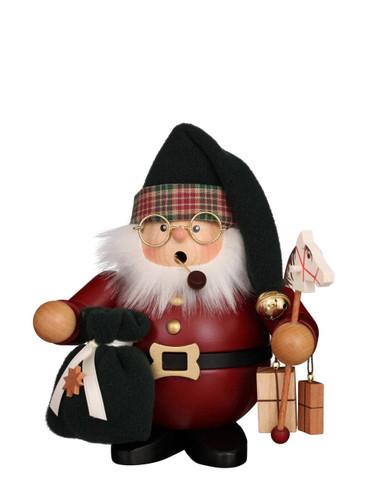1-477 Ulbricht Incense Burner Rolly Polly Santa Smoker