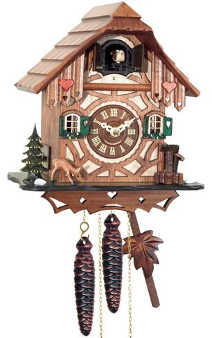 413 1 Day Chalet Cuckoo Clock