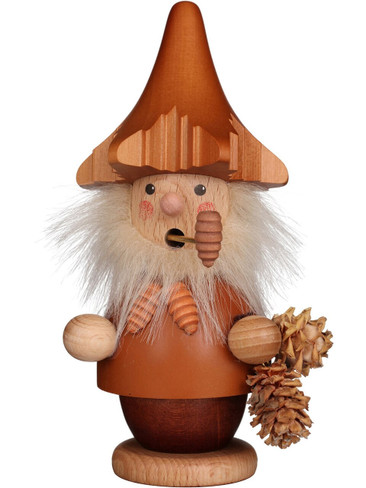 1-521 Ulbricht Incense Burner Natural Tree Knome Smoker