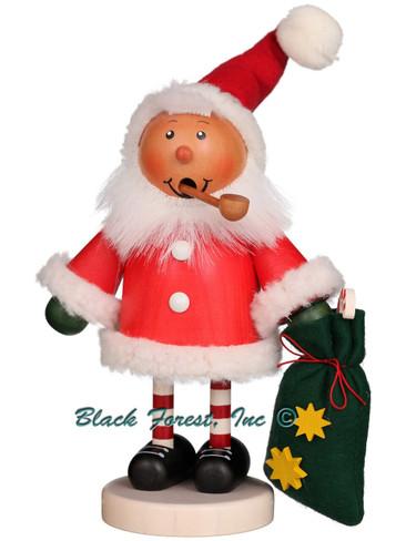 35-460 Santa with Sack Incense Burner Christian Ulbricht Smoker
