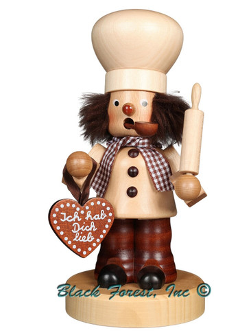 35-949 Natural Baker Incense Burner Christian Ulbricht Smoker