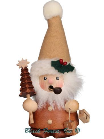 1-650 Santa with Tree Incense Burner Christian Ulbricht Smoker