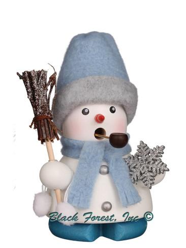 1-668 Snowman Incense Burner Christian Ulbricht Smoker