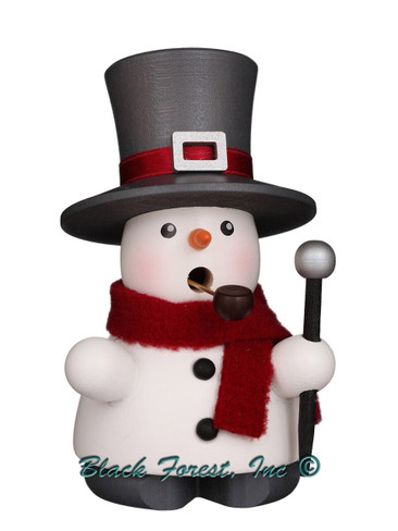 1-686 Snowman Incense Burner Christian Ulbricht Smoker