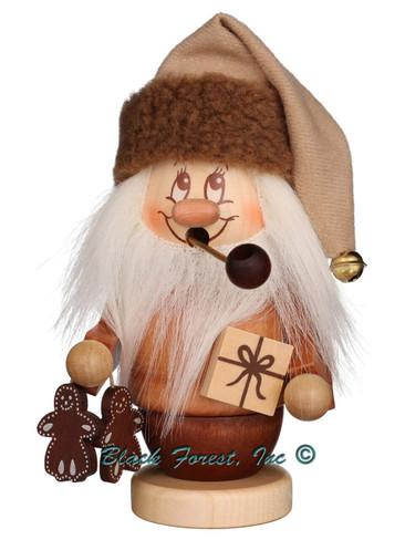 35-227 Dwarf Santa Incense Burner Christian Ulbricht Smoker