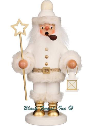 35-350 White Santa Incense Burner Christian Ulbricht Smoker