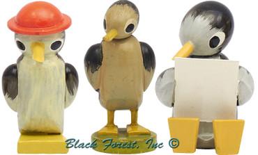 5256-1-5 Wendt and Kuhn Penguin Set