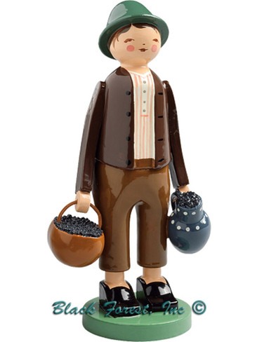 537-1 Berry Picker Boy from Wendt and Kuhn