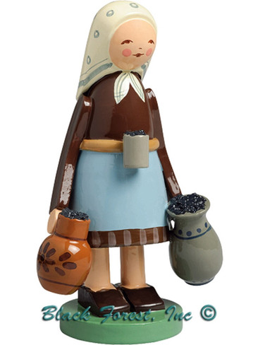 537-2 Berry Picker Girl from Wendt and Kuhn