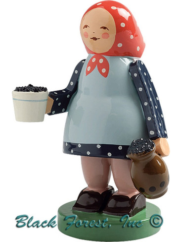 537-3 Berry Picker Child from Wendt and Kuhn
