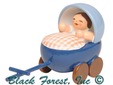 5231-5 Doll Stroller Small from Wendt and Kuhn