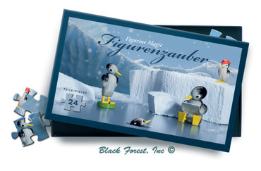 Puzzle-5256 Wendt and Kuhn 2020 Penguins on Ice Puzzle