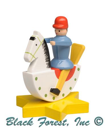 Reiterlein-ST Wendt and Kuhn Little Horseman on Star