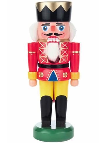 012-015-1 German Nutcracker Red King