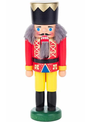 015-001 German Nutcracker Red King