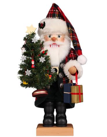 0-839 Ulbricht Christmas Tree Santa Nutcracker