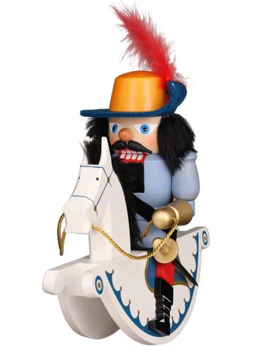 32-396 Rider Musketeer Nutcracker from Christian Ulbricht