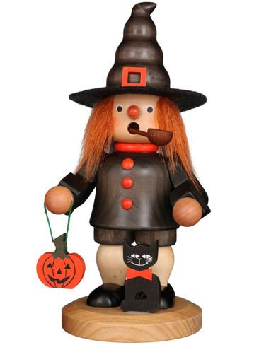 35-944 Ulbricht Incense Burner Halloween Witch Smoker
