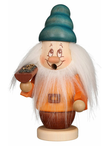 25-002 Ulbricht Incense Burner Mini Dwarf Happy Smoker