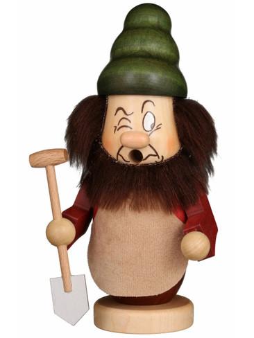 25-003 Ulbricht Incense Burner Mini Dwarf Grumpy Smoker